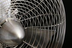 металл вентилятора стоковая фотография