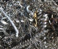 металл вырезываний Стоковые Фотографии RF