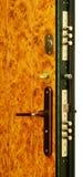 металл двери Стоковые Изображения RF