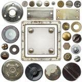 металл деталей Стоковое Изображение