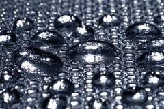 металл жидкий Стоковое Изображение RF