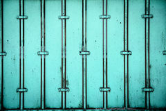 металл загородки Стоковое фото RF