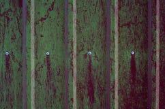 металл загородки Стоковая Фотография