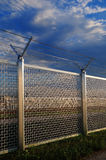 металл загородки Стоковые Фотографии RF