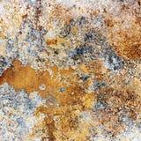 металл заржавел текстура Стоковые Изображения