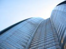 металл здания Стоковые Фотографии RF