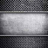 металл знамени предпосылки Стоковое Изображение RF