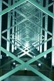 металл конструкции Стоковое Фото