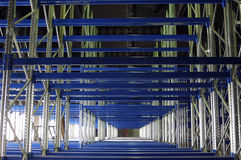 металл конструкции Стоковые Изображения RF