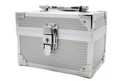 металл коробки стоковое фото rf