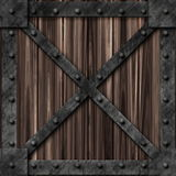 металл коробки locked сильный бесплатная иллюстрация