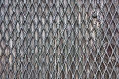 металл над древесиной текстуры стоковая фотография rf