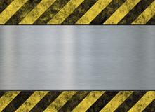 металл опасности предпосылки старый иллюстрация штока