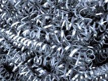 металл опиловок Стоковое фото RF