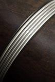 металл подкладки Стоковые Фотографии RF