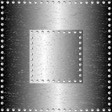металл предпосылки Стоковая Фотография RF