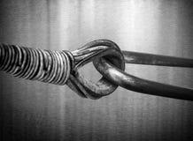металл пряжки близкий вверх Стоковые Фото