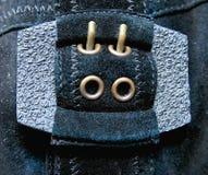 металл пряжки пояса Стоковое фото RF