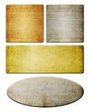 металл рамок Стоковые Фотографии RF