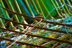 металл решетки ржавый Стоковые Фото