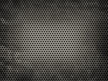 металл решетки текстурировал Стоковое Изображение