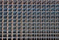 металл решетки Стоковое Изображение