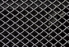 металл решетки Стоковые Фотографии RF