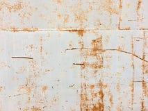 металл ржавый Стоковое Изображение