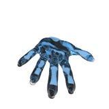 Металл руки Стоковые Фотографии RF