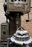 металл сверла Стоковые Изображения RF