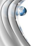 металл сердца глобуса дела предпосылки бесплатная иллюстрация