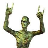 металл смерти Стоковая Фотография RF