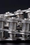металл соединения цепей Стоковое фото RF