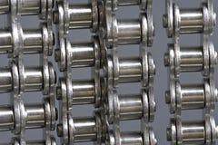 металл соединения цепей Стоковое Фото