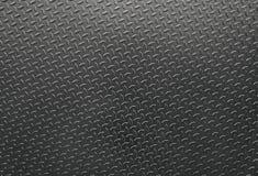 Металл, сталь, ромбовидная текстура, предпосылка стоковые изображения rf