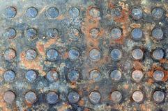 металл старый Стоковые Изображения