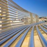 металл стенда Стоковая Фотография RF