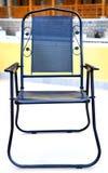 металл стула Стоковые Изображения