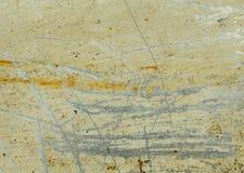 Металл с текстурой ржавчины для предпосылки стоковое изображение