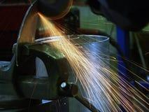 металл цвета меля Стоковые Изображения RF