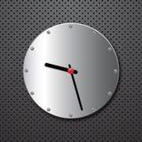 металл часов Стоковые Фотографии RF