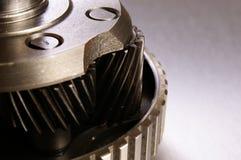 металл шестерни Стоковая Фотография