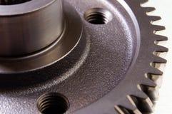 металл шестерни стоковое изображение rf