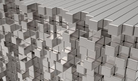 металл штанг Стоковое Фото