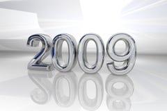 металл 2009 Стоковая Фотография