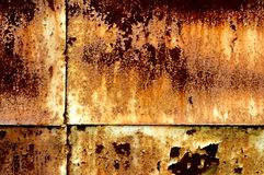 металл 3 старый Стоковые Фотографии RF