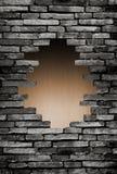 металл grunge предпосылки пористый видит стену Стоковые Изображения