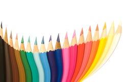 метаморфоза цвета Стоковая Фотография