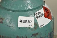 метан Стоковая Фотография RF