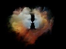 Метафора сердца Стоковая Фотография RF